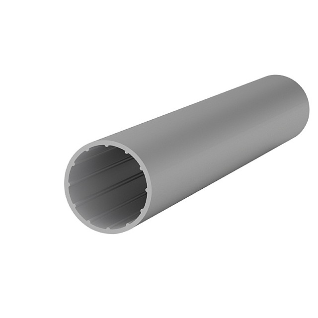 ALUMINUM ROUND TUBE D.33x1.6mm ANODISED